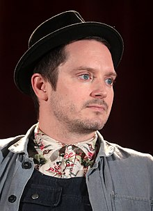 L'actor estatounitense Elijah Wood, en una imachen de 2019.