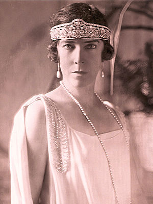 Elisabeth of Bavaria, Queen of Belgium - The Queen in 1920.