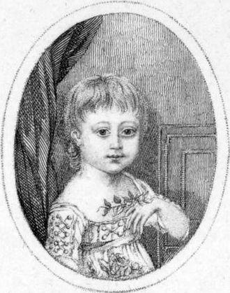 Elizabeth Randles - Portrait of Elizabeth Randles