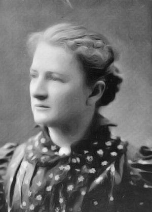 Ellene Alice Bailey - Ellene Alice Bailey, ca. 1893