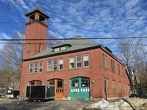 Elm Street Fire Station - Elm Street Fire Station