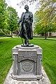 Elmira College statue of Simeon Benjamin.jpg