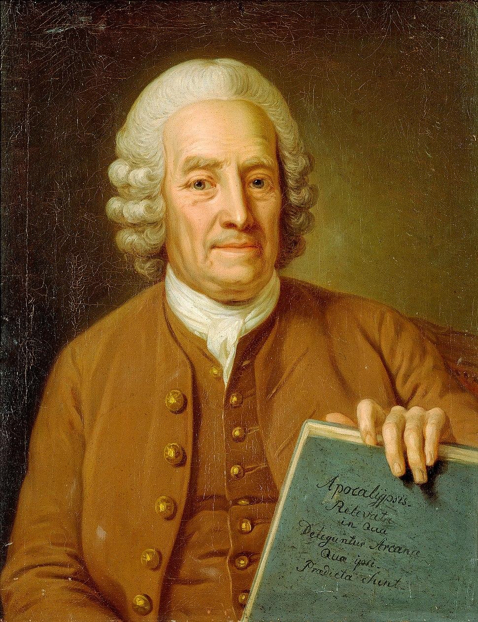 Emanuel Swedenborg full portrait