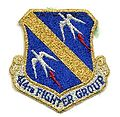 Emblem of the USAF 414th Fighter Group in World War II.jpg