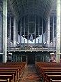 Empore mit Orgel der röm.kath.St. Anton Kirche, Basel.jpg