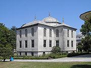 Enderûn Library, or Library of Sultan Ahmed III