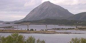 Engeløya - Image: Engeloy bridge