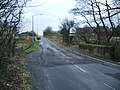 Entering Blackburn (Parsonage Road) - geograph.org.uk - 670128.jpg