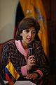 Entrega por parte de Colombia del Instrumento de Ratificación del Tratado Constitutivo de la UNASUR a Ecuador. (6512990663).jpg