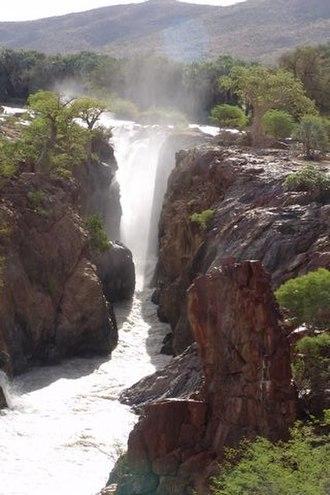 Kunene Region - Epupa Falls