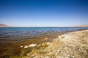 Lake Erçek - Image: Erchek Lake