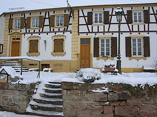 Erckartswiller Commune in Grand Est, France