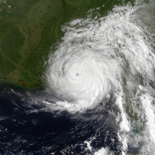 Hurricane Erin (1995) Category 2 Atlantic hurricane in 1995