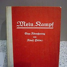 Citaten Hitler Duits : Mein kampf wikipedia