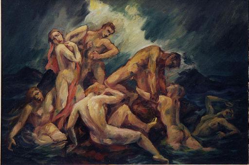 Erwin Vollmer – Sintflut 1944