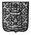 Escudo da Galiza em Ciencia Heroyca de Joseph de Avilés (1725).jpg