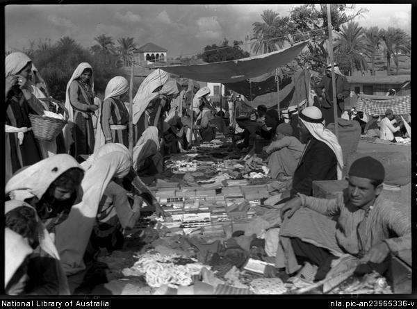 Esdud Fair (06) 1939 village fair