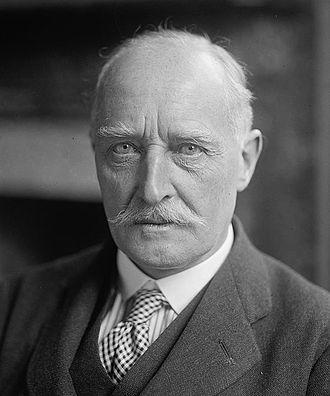 Esmé Howard, 1st Baron Howard of Penrith - Esmé Howard in 1924