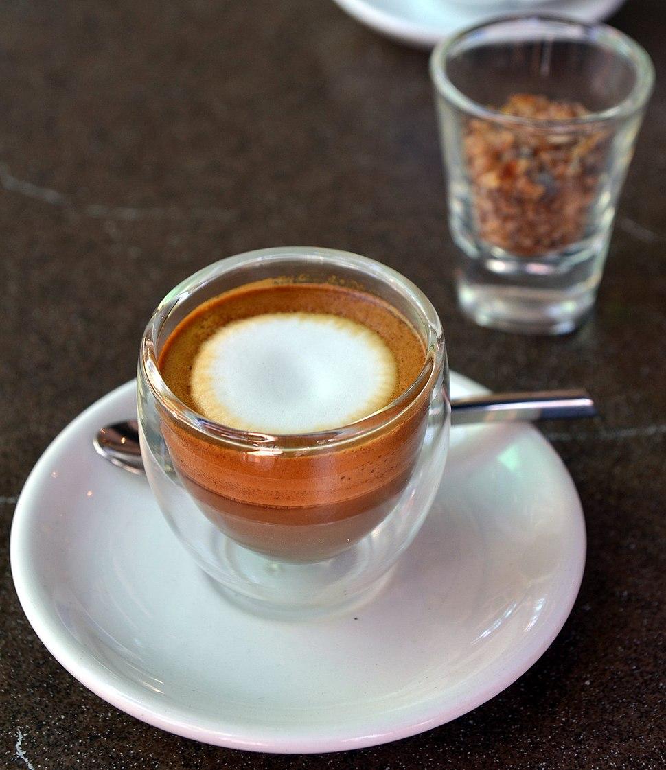 Espresso macchiato Chiang Mai