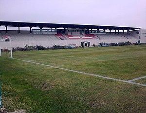 UD San Sebastián de los Reyes - Nuevo Matapiñonera Stadium.