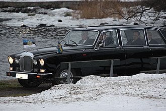 Daimler DS420 - Sweden 2011