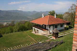 Podnemić Village in Serbia