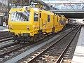 Eurailscout (track analysing vehicle) in Utrecht Centraal.jpg