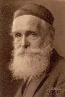 Eusebius Mandyczewski (Quelle: Wikimedia)