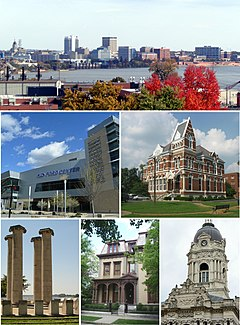 Evansville, Indiana City in Indiana, United States