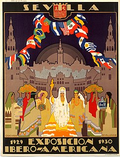 Ibero-American Exposition of 1929 Exposition of Spain, Portugal and countries of America