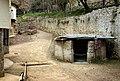Exterior - Octagonal latrine - Villa Romana del Casale - Italy 2015.JPG