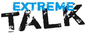 Extreme Talk - Later XM logo