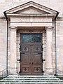 Fürth Kirchentür Unserer Lieben Frau P4140124.jpg
