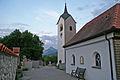 Füssen - Weissensee - Oberried - Kirche v W 02.JPG