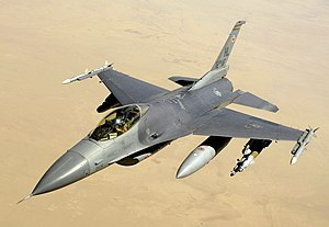 General Dynamics F-16 Fighting Falcon — Википедия