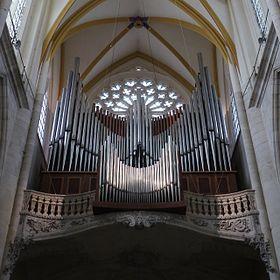 Limoges : L'Heure Musicale de la Cathédrale