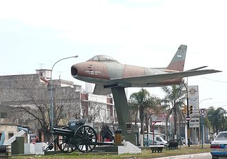Argentine Air Force - FAA F-86 Sabre