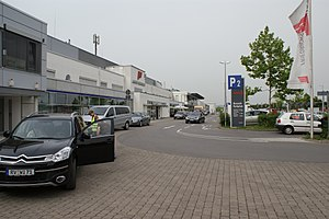 Friedrichshafen Airport