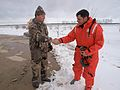 FEMA - 40469 - US Fish and wildlife with a resident in North Dakota.jpg