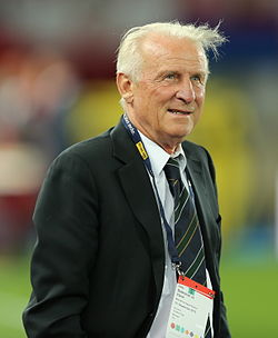 FIFA WC-qualification 2014 - Austria vs Ireland 2013-09-10 - Giovanni Trapattoni 01.JPG