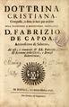 Fabrizio De Capoa - Dottrina Cristiana 1736.tif