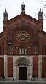 Facciata della chiesa di San Marco, Milano, Italia.jpg