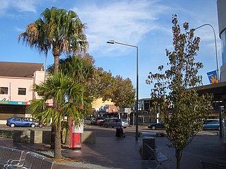 Fairfield, New South Wales - Image: Fairfield Thomas Ware Plaza