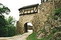 Falkenstein (Harz), the gate house of the castle Falkenstein.jpg