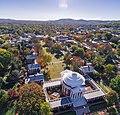 Falling Upwards; The Rotunda at the University of Virginia.jpg