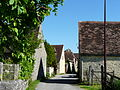Fanlac village rue.JPG