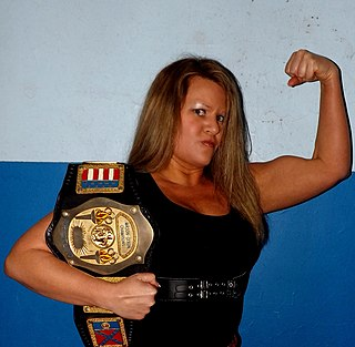 Fantasia (wrestler)