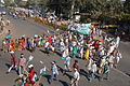 Farmers rally, Bhopal, India, November 2005.jpg