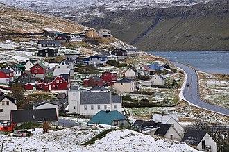 Hósvík - Hósvík