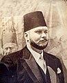 Farouk I of Egypt during al Mawlid.jpg